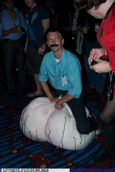 balls of fury,costume,moustache,Party,South Park