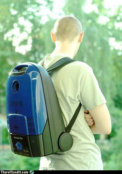 backpack dual use kids vacuum