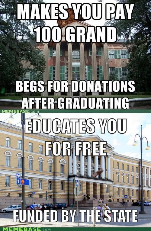 education Finland Memes - 5055071744