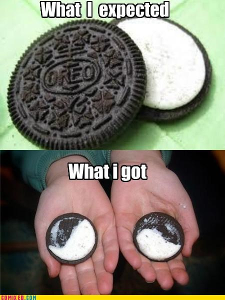 but then i needs milk Oreos what i got yin yang - 5055279872