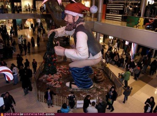 The Meet Frankie the Mall Gnome