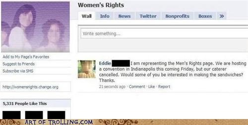 facebook rights sandwiches women - 5055454208