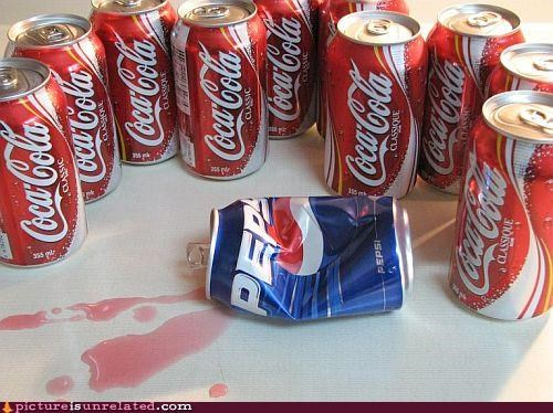 coke,murder,pepsi,soda,wtf