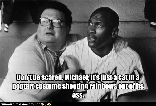 actor,celeb,funny,michael jordan,wayne knight
