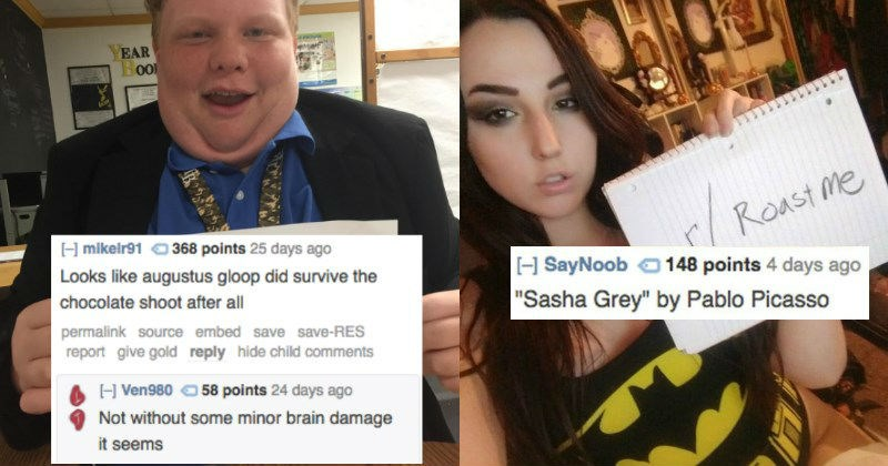 13 Roasts That Left Their Victims In Demoralized Ruins