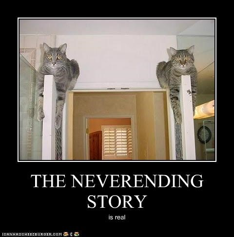 THE NEVERENDING STORY is real