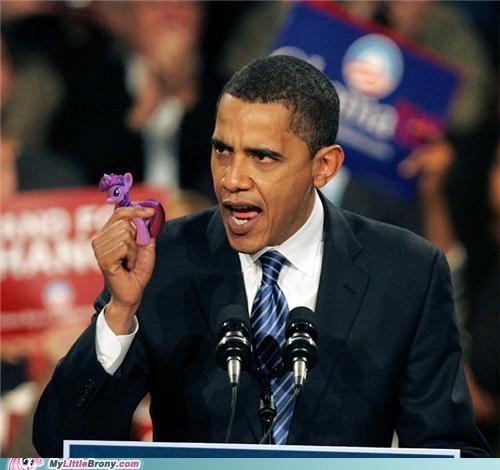 barack obama economy pony president - 5057574144