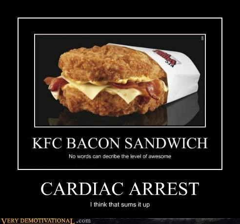 cardiac arrest Double Down hilarious - 5057641216