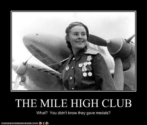 demotivational funny lady military Photo plane soldier technology - 5057985024