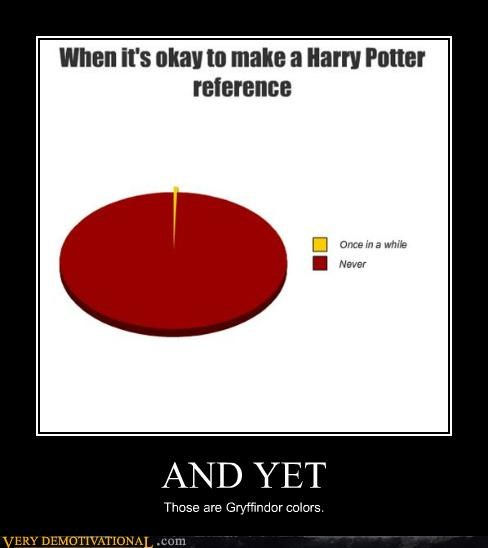 colors graph gryffindor Harry Potter hilarious - 5058240512