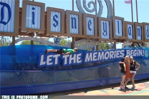 disneyland,memories,perfect,Planking