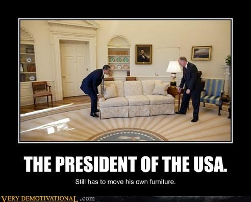 furniture hilarious obama president - 5060237568