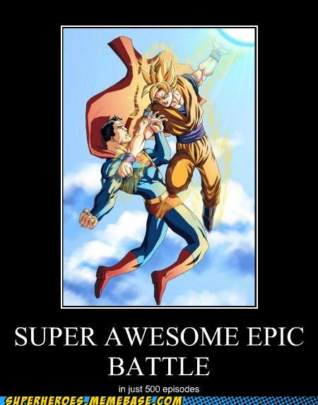 Epic Battle goku Super-Lols superman - 5060968704
