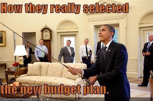 barack obama budget debt debt ceiling economy fishing political pictures - 5061055232