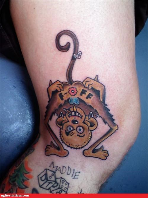 animals tattoos with tattoos words - 5061408000