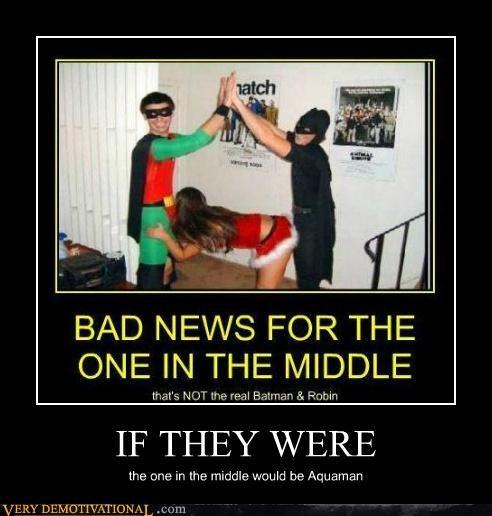 batman hilarious robin santa