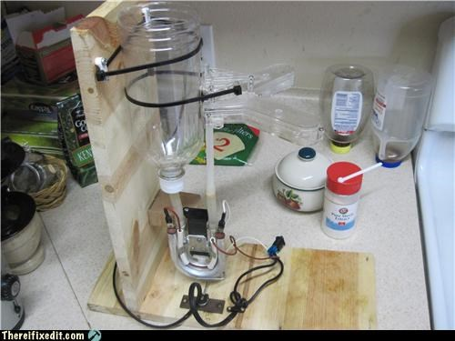 broken clever coffee machine DIY - 5062302720