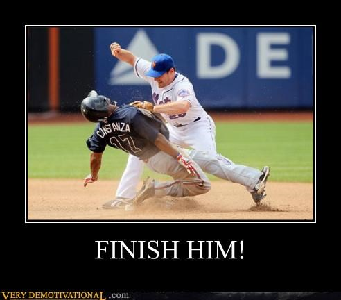 baseball finish him hilarious Mortal Kombat - 5062487552