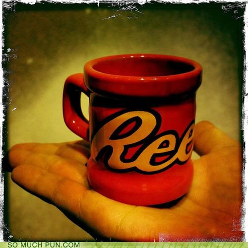 candy cup double meaning literalism peanut butter reeses reeses cup - 5063657984