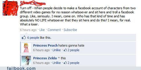 princess peach princesses video games zelda - 5063933184