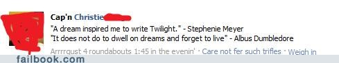 dream,Harry Potter,quotes,twilight