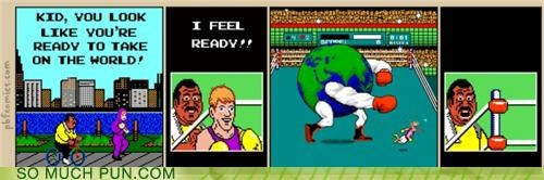 double meaning literalism NES opponent super-punch-out take on video game world - 5064148480