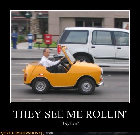 car,Pure Awesome,rollin-hatin,tiny,wtf