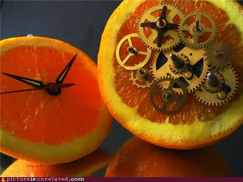 book clock clockwork orange fruit Movie wtf - 5064645120
