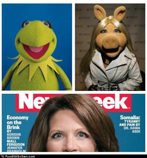 Michele Bachmann muppets political pictures - 5064761600