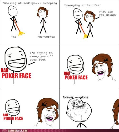 comic coworkers McDonald's one liners pickup lines rage comic We Are Dating work - 5064801792