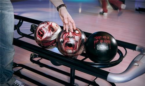 13th street,bowling,bowling balls,Germany,severed heads,vids,zombie