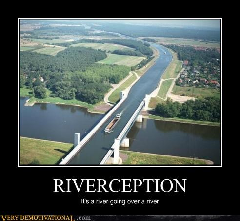 boats Pure Awesome river riverception wtf - 5065112064
