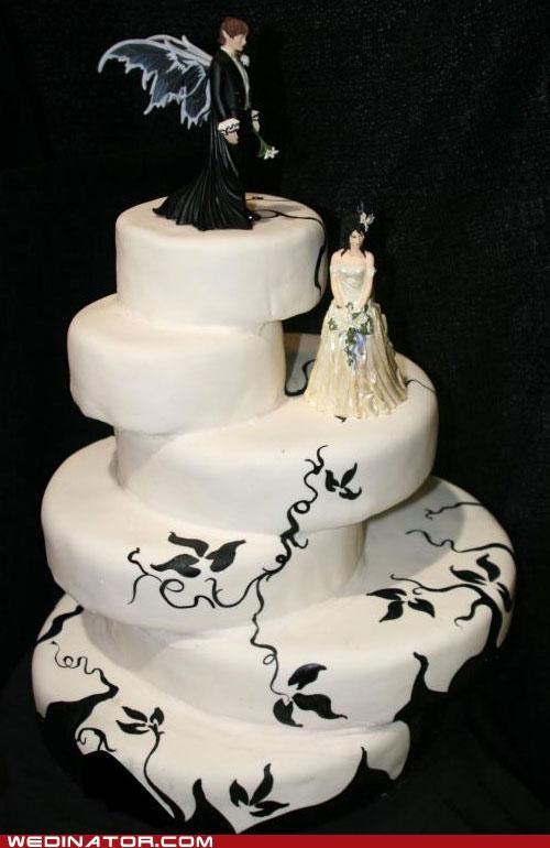 cake cake toppers funny wedding photos wedding cakes - 5065451264