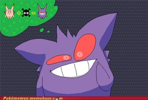 breed clefable dark gengar mix Pokémans - 5065728256