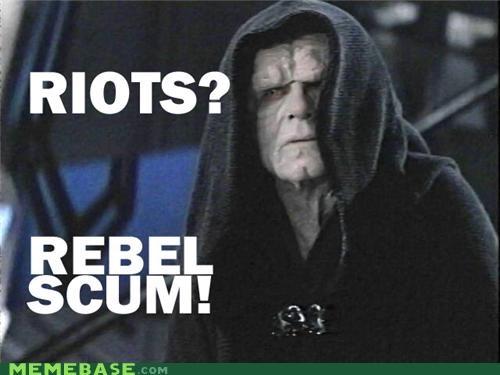 emperor,england,Memes,riots,star wars