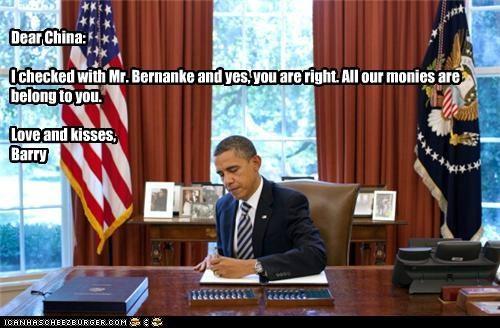 barack obama China political pictures - 5067046912