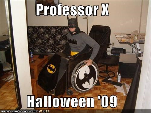 costume DC halloween professor x Super-Lols x men