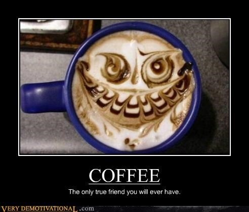 coffee face friend Sad Terrifying - 5067824384