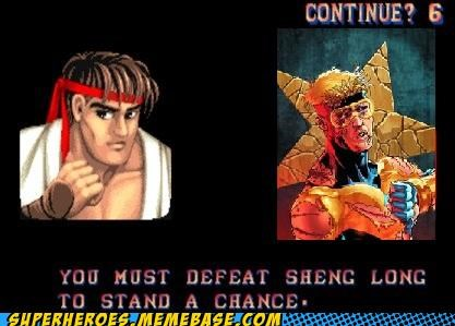 booster gold Random Heroics ryu Street fighter video games - 5068472832