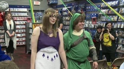 legend of zelda video games weddings Video Game Coverage - 506885