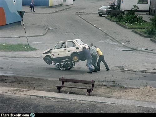 moving day,russia,towing,wtf