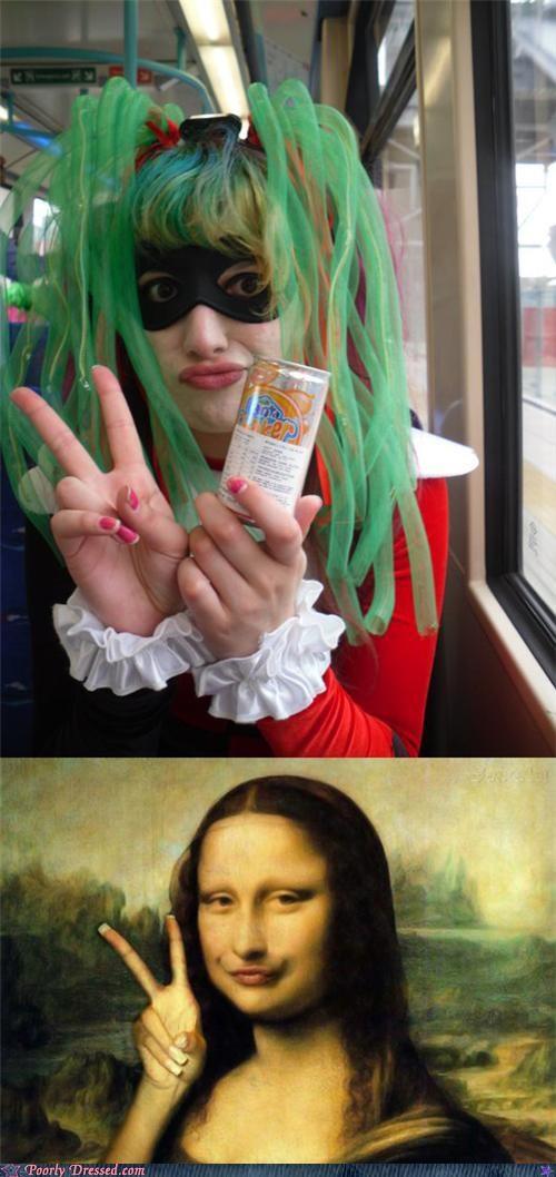 Carnival,Italy,mask,mona lisa