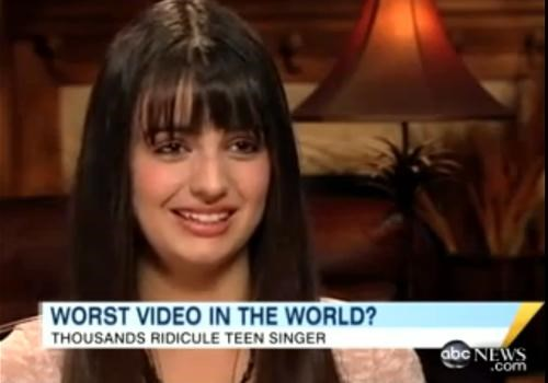 bullying It Gets Worse Rebecca Black