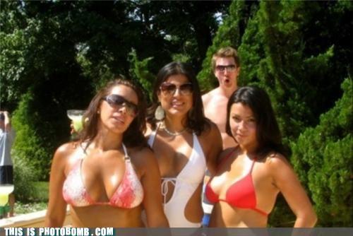 bombshells girls sexy times sunglasses swimsuit - 5072618752