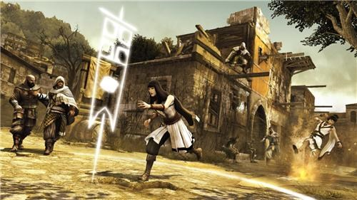 assassins creed assassins-creed-revelations multiplayer beta ps3 Ubisoft video games - 5072827648