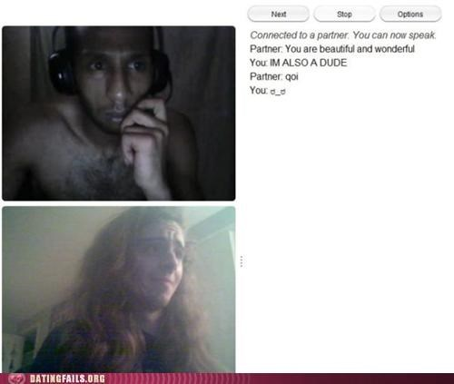 chatroulette long hair We Are Dating wrong gender - 5073009920