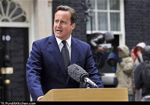 david cameron england London looters looting political pictures riots - 5073239296