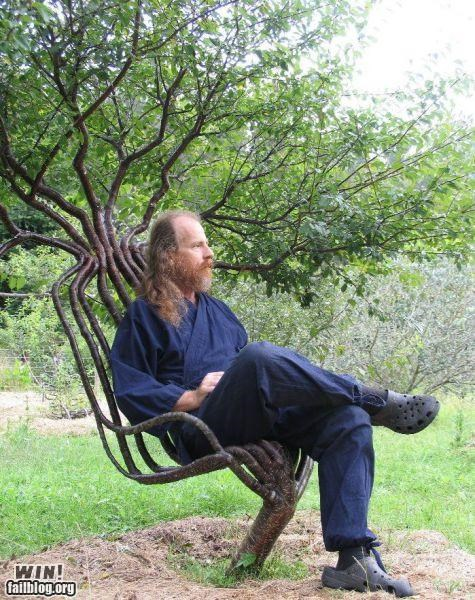 chair design home natural nature nature hack tree