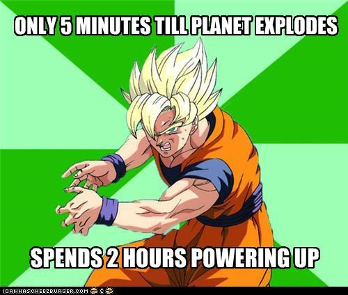 ONLY 5 MINUTES TILL PLANET EXPLODES SPENDS 2 HOURS POWERING UP