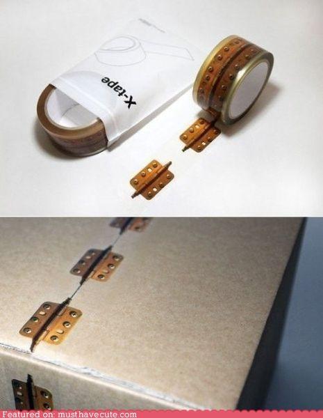 hinge packing print seal tape - 5073438208